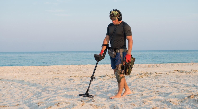 Review of Beach Metal Detector