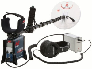 Review of Minelab GPX 5000 - Gold Metal Detector
